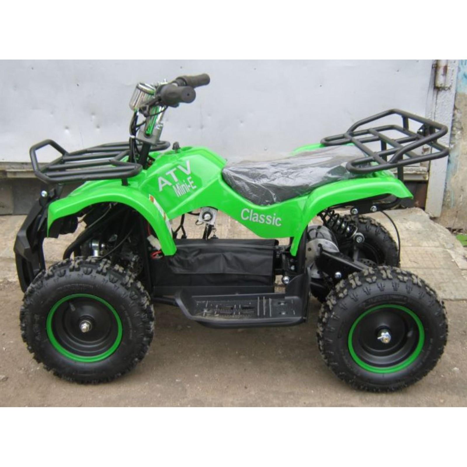 Квадроцикл ATV Classic E 800W