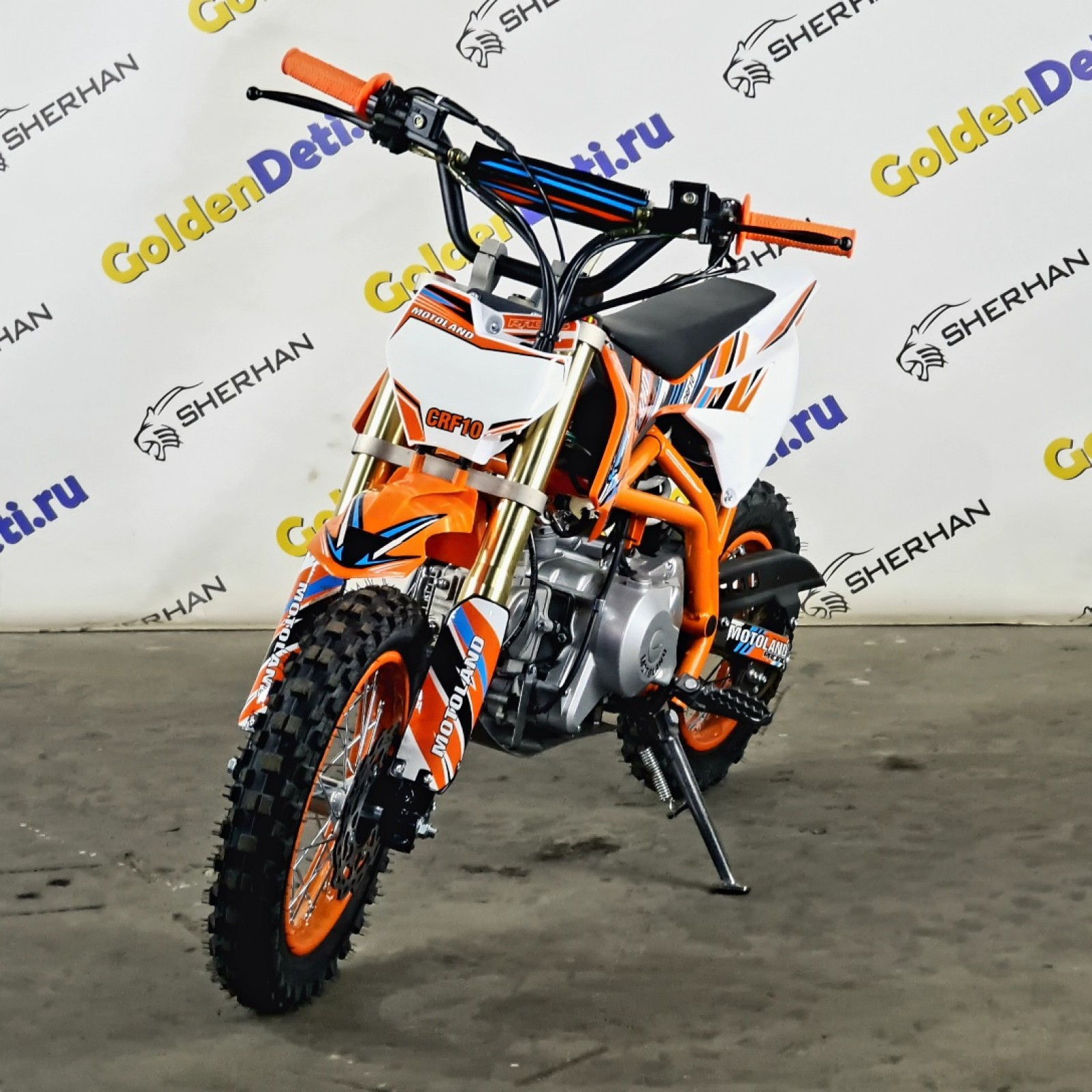 Питбайк MotoLand CRF10 (2021)