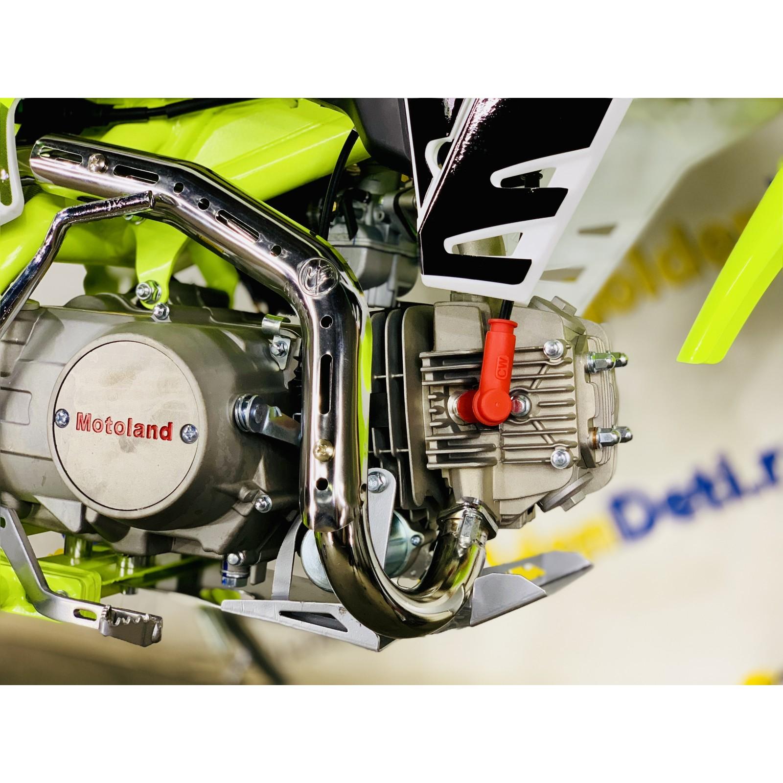 Питбайк MotoLand MX125 E (2021)