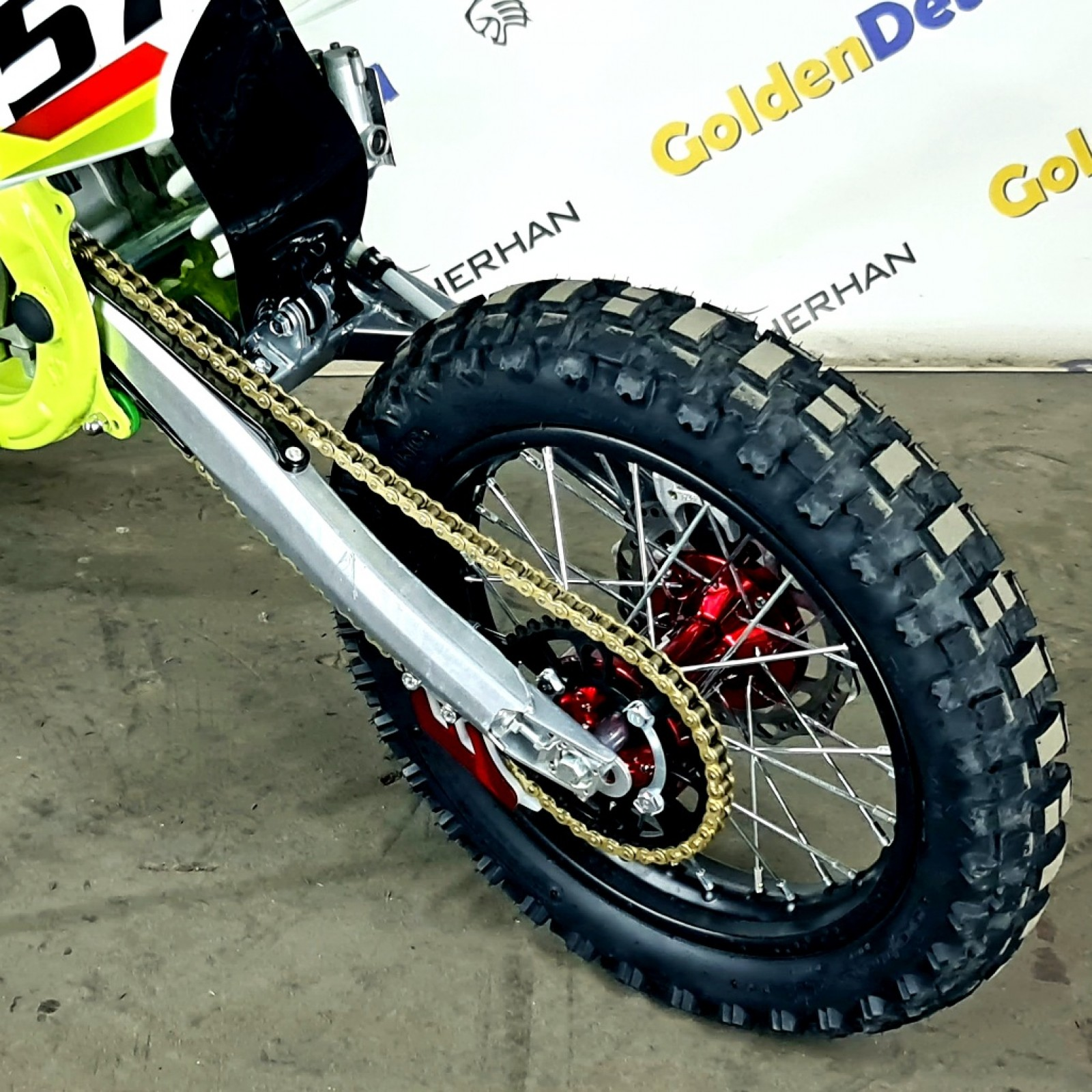 Питбайк MotoLand MX125 (2020)