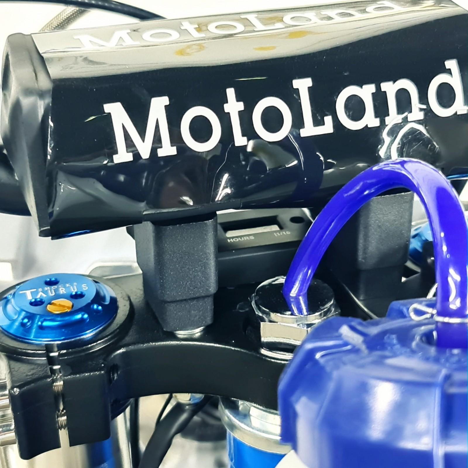 Питбайк MotoLand TCX125 E (2020)