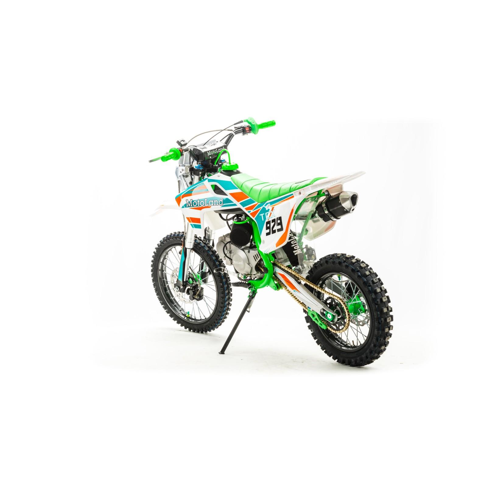 Питбайк MotoLand TCX125 (2020)