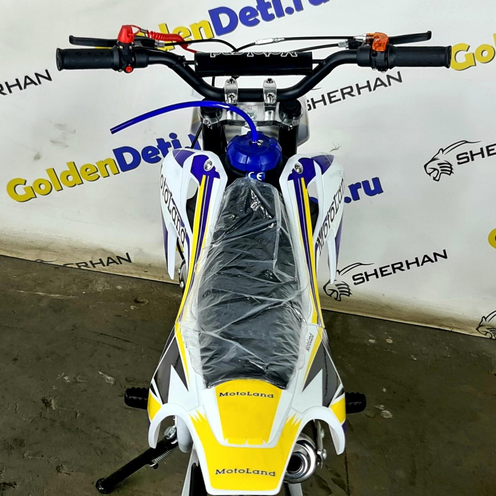 Питбайк MotoLand XT50