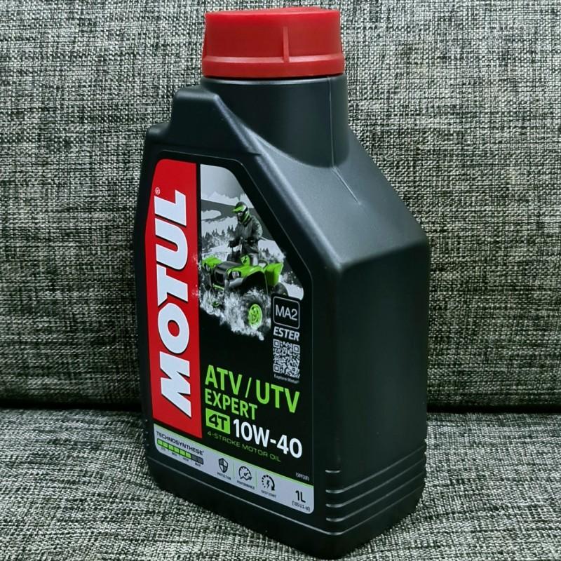Моторное масло MOTUL ATV-UTV EXPERT 4T 10W-40