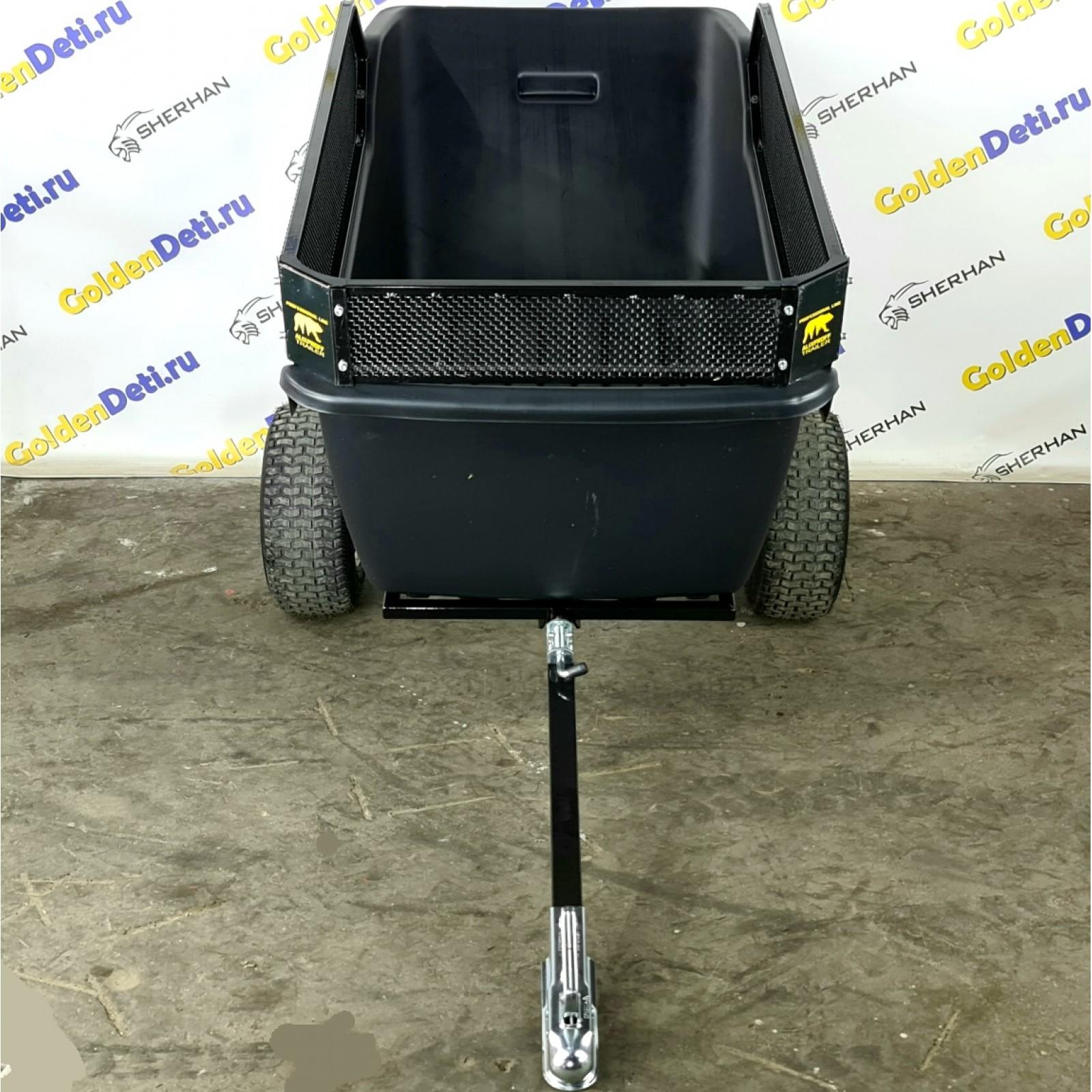 Прицеп для квадроцикла Sherhan Tub с бортами