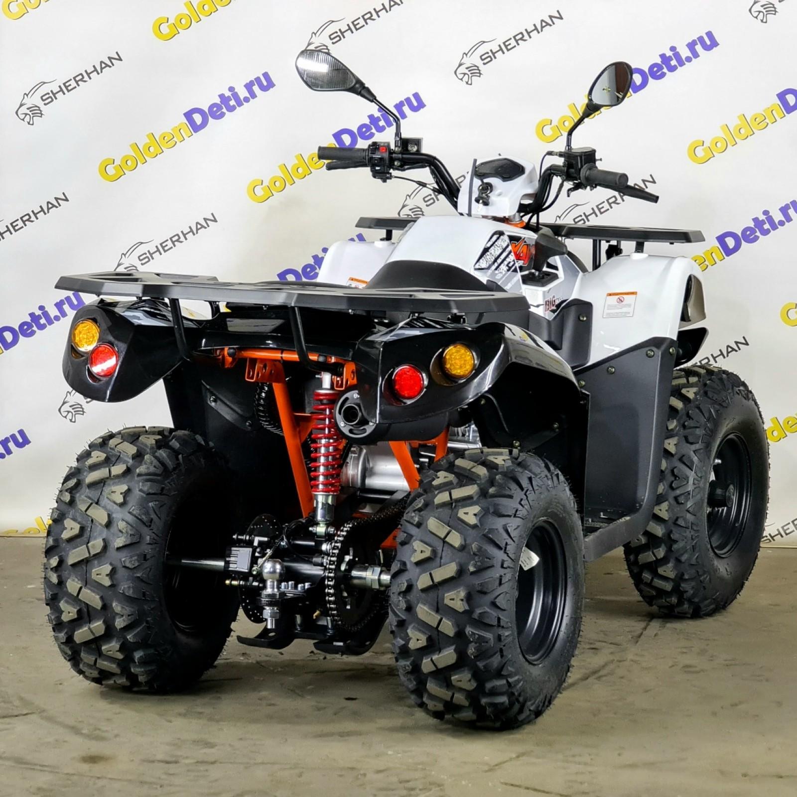 Квадроцикл KAYO BIG BULL (2021)