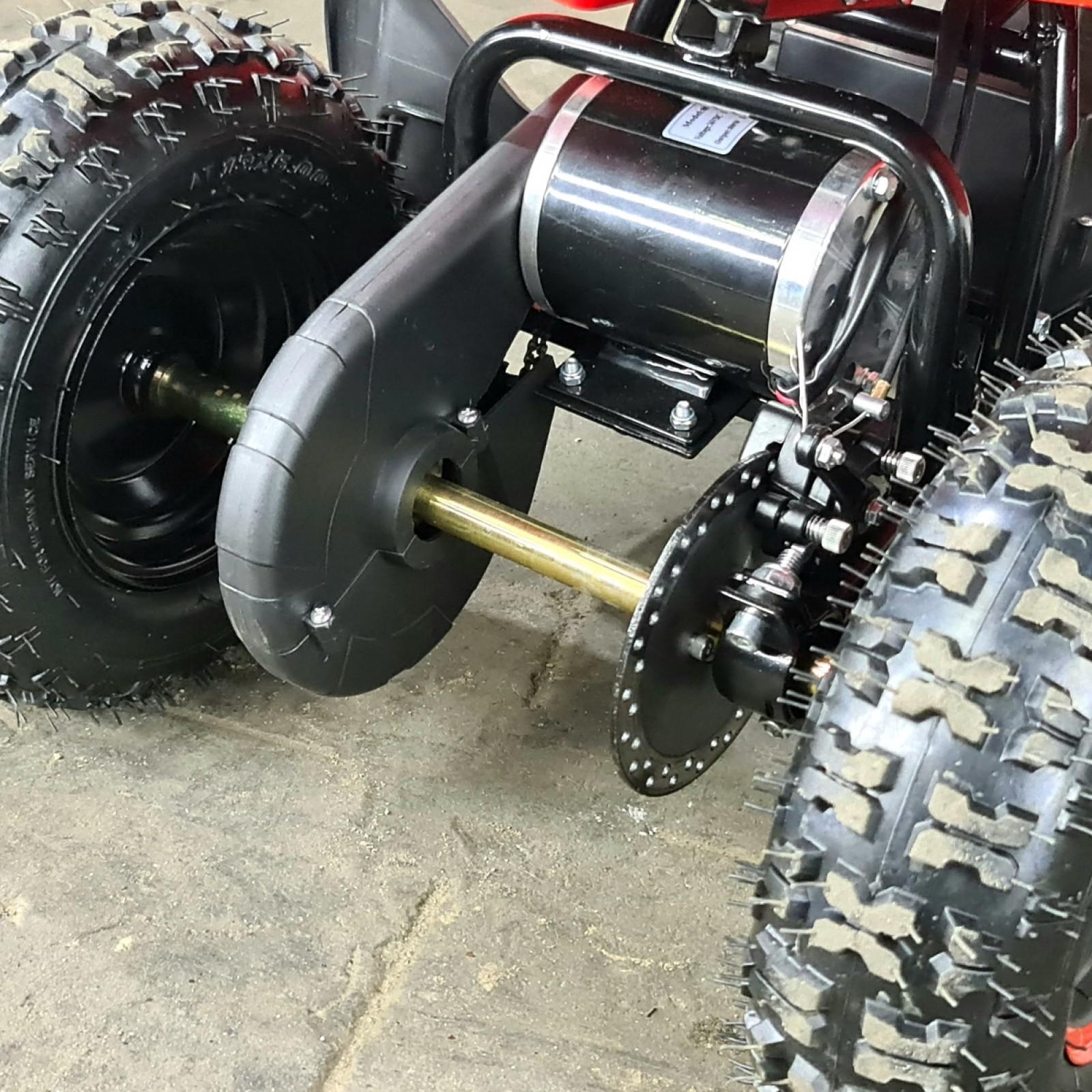 Электроквадроцикл ATV Classic NEW (2021)