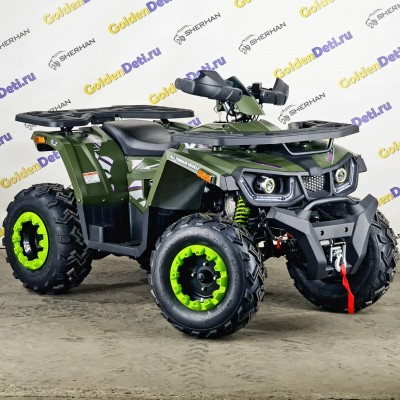 Квадроцикл Avantis Hunter 200 BIG LUX 2021 года