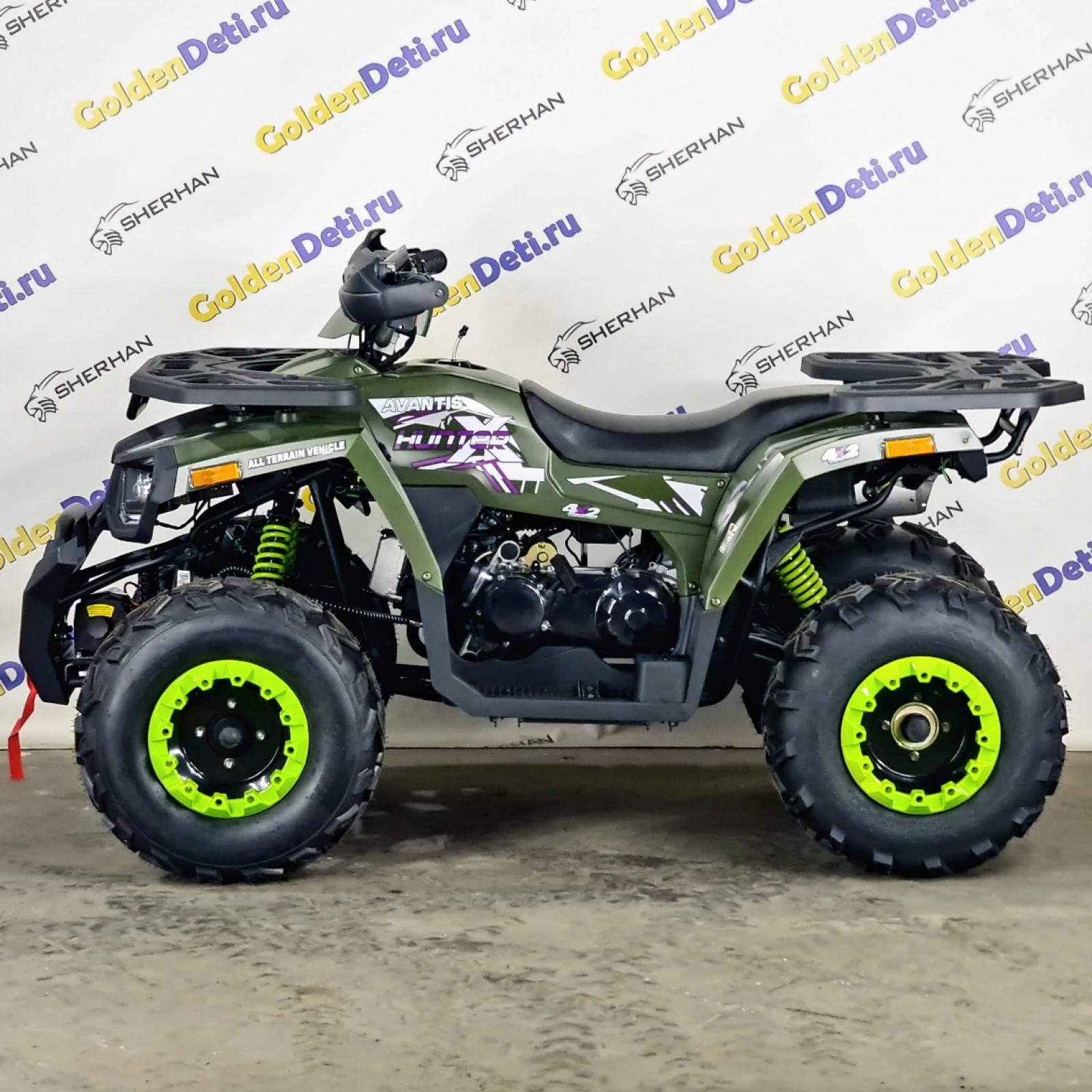Квадроцикл Avantis Hunter 200 BIG LUX 2020 года