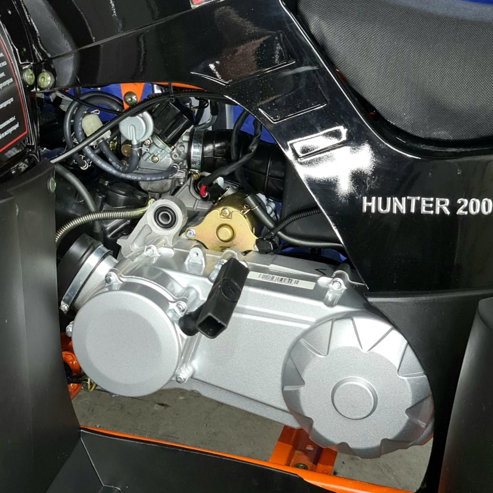 Квадроцикл Avantis Hunter 200 LUX 2021 года