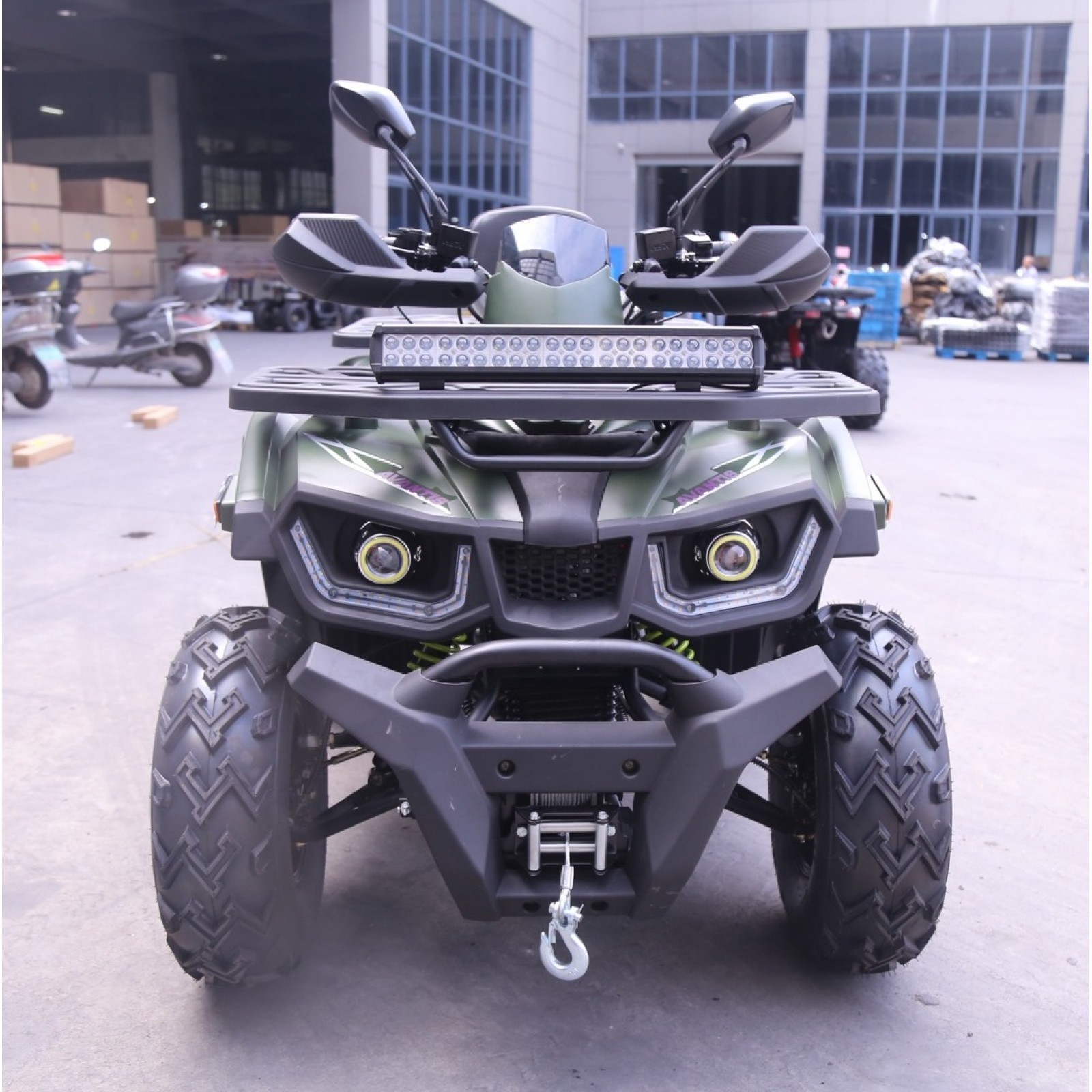 Квадроцикл Avantis Hunter 200 BIG PREMIUM 2021 года