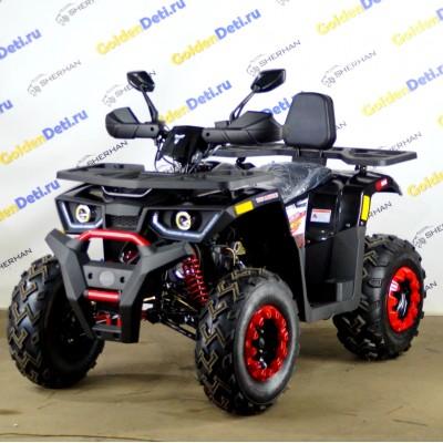 Квадроцикл Avantis Hunter 200 NEW LUX (БАЛАНС. ВАЛ)