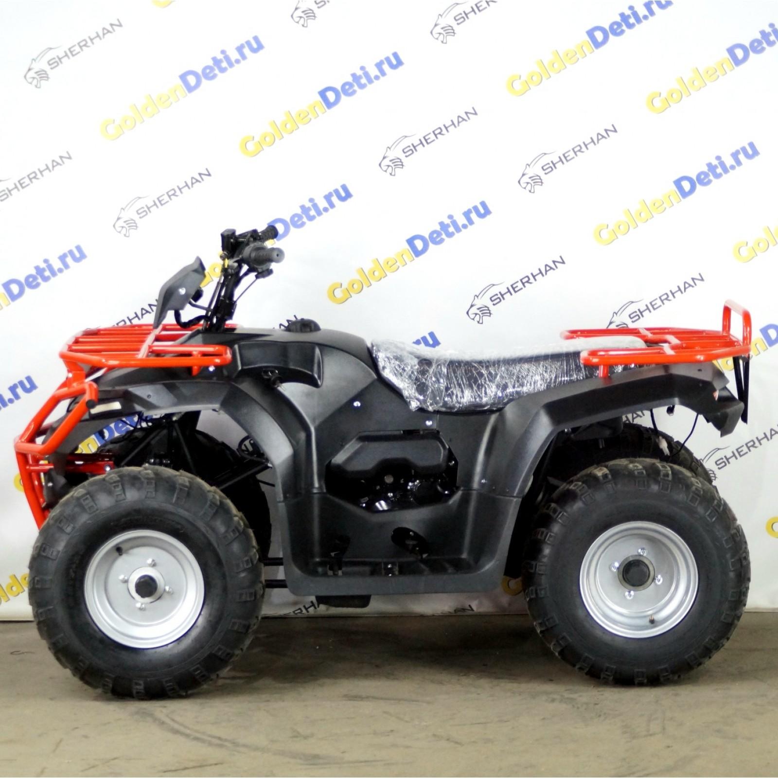 Квадроцикл IRBIS 250