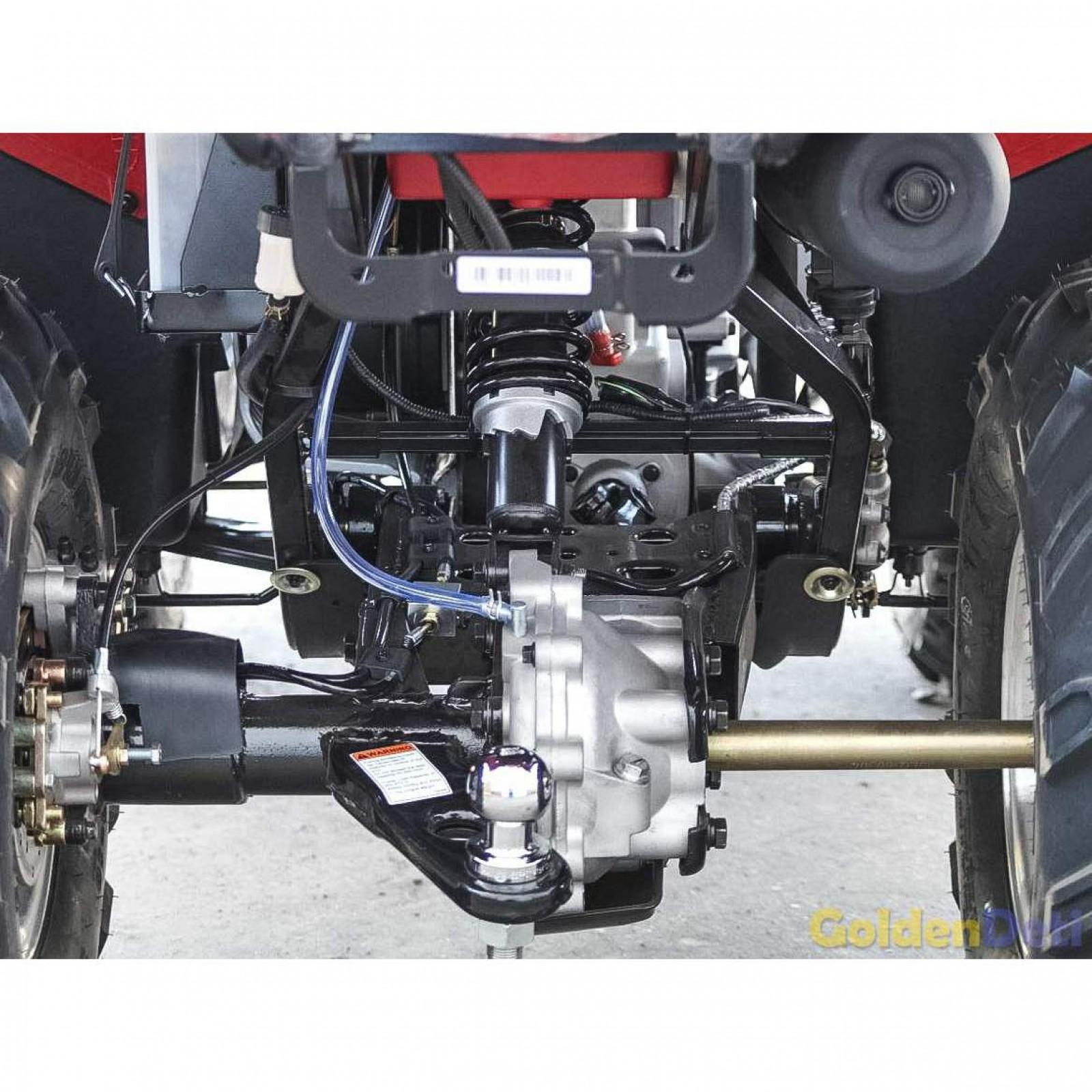 Квадроцикл Linhai Yamaha D300 4х4 2020 года