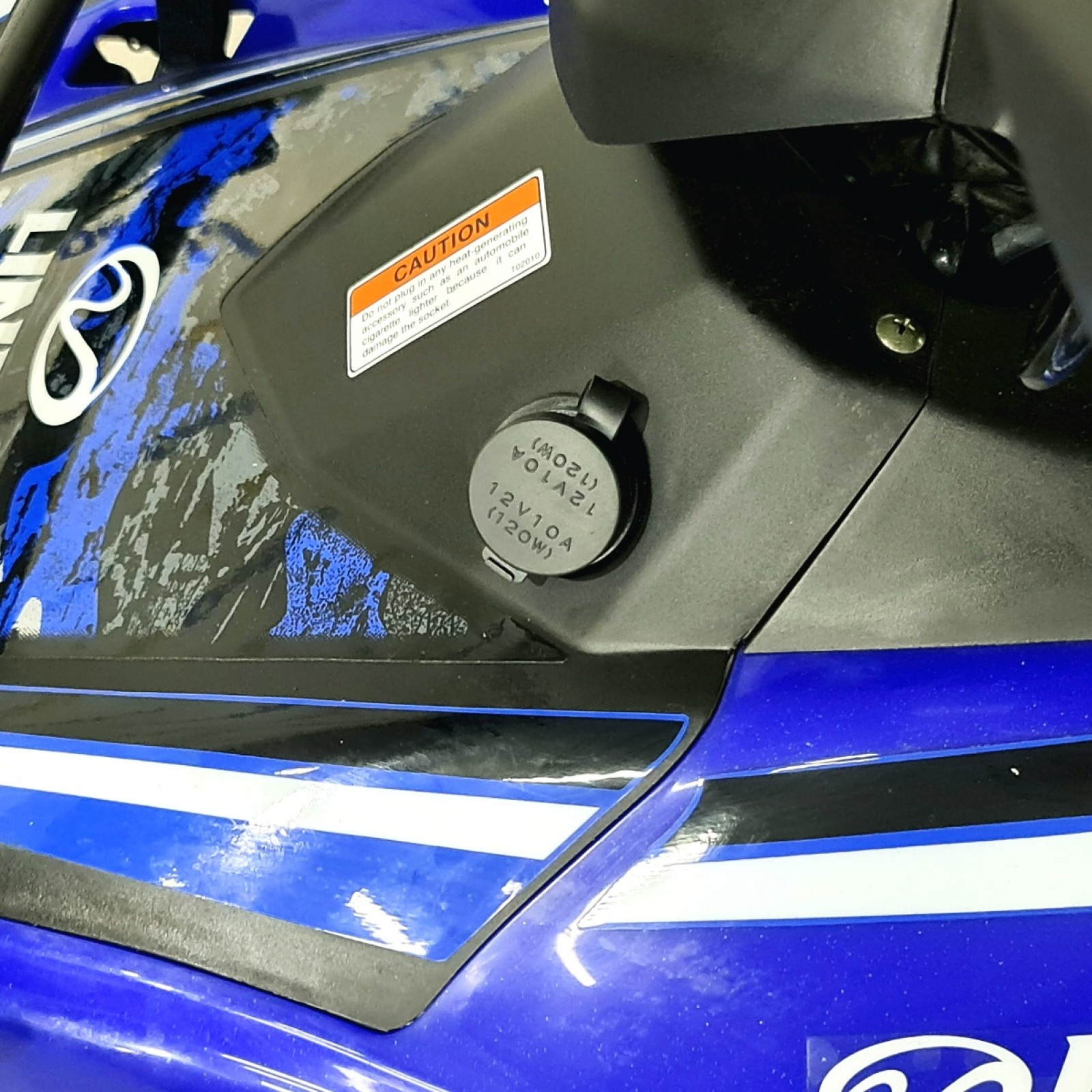 Квадроцикл Linhai Yamaha D400 EFI 4х4 2020 года