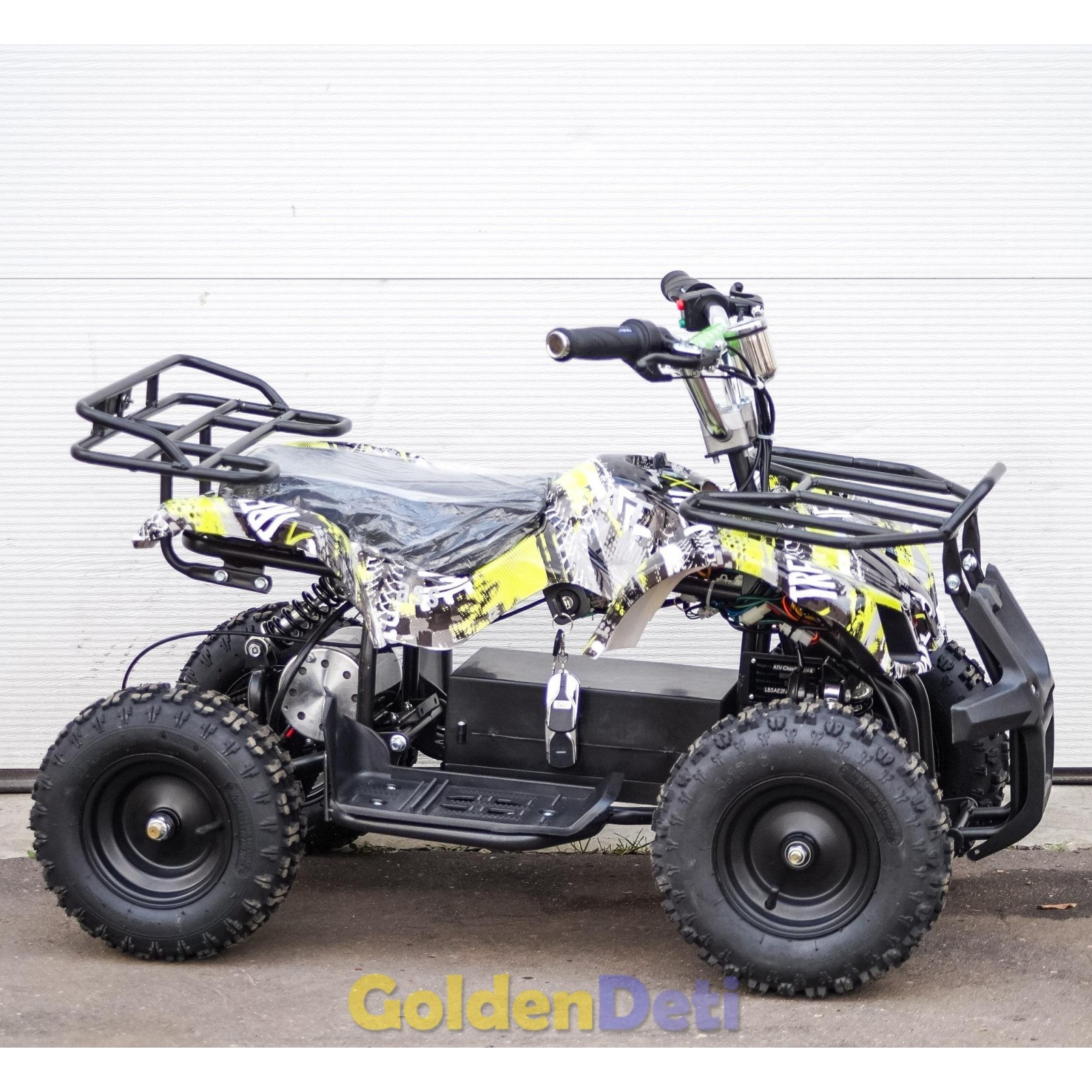 Электроквадроцикл ML-002