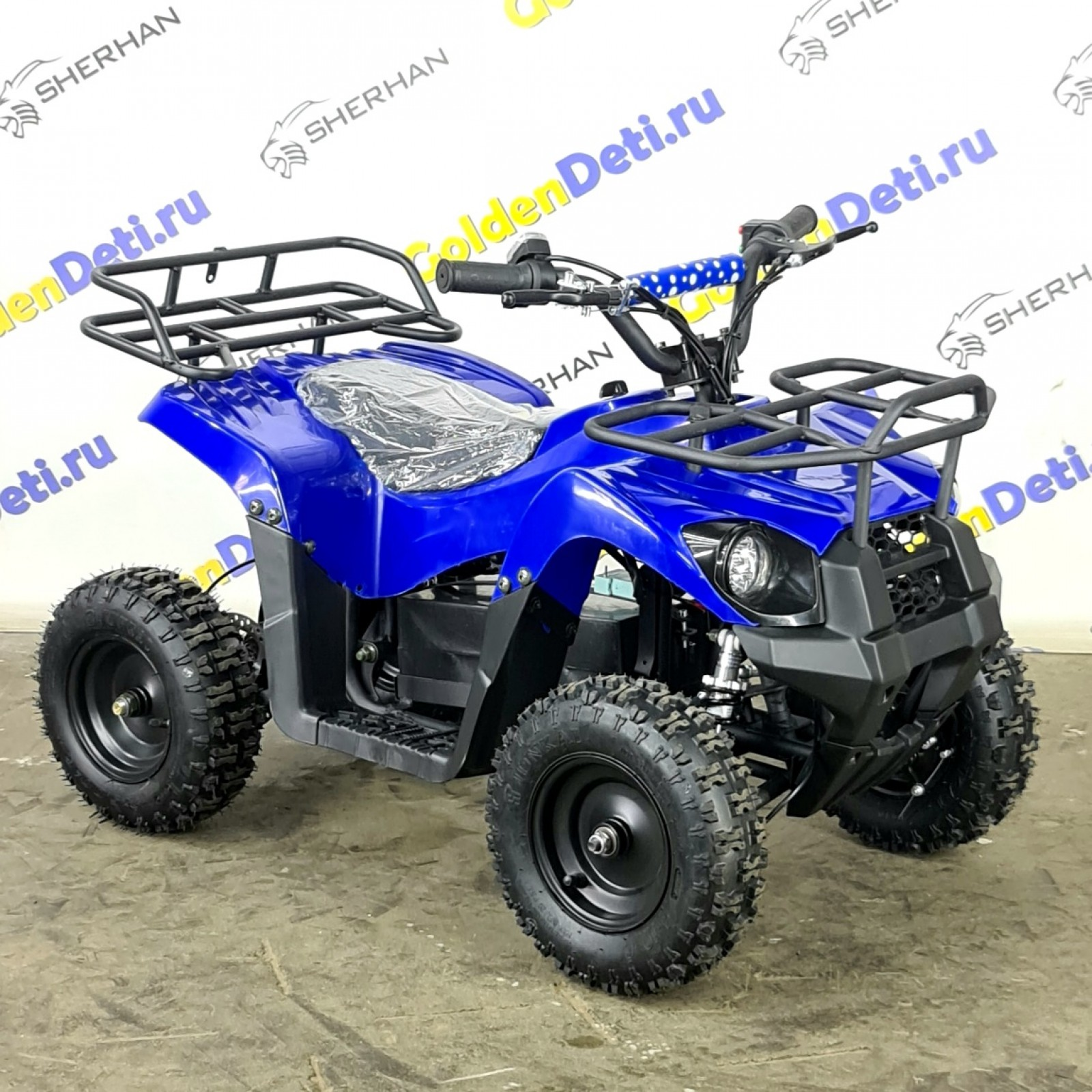 Электроквадроцикл ML-003