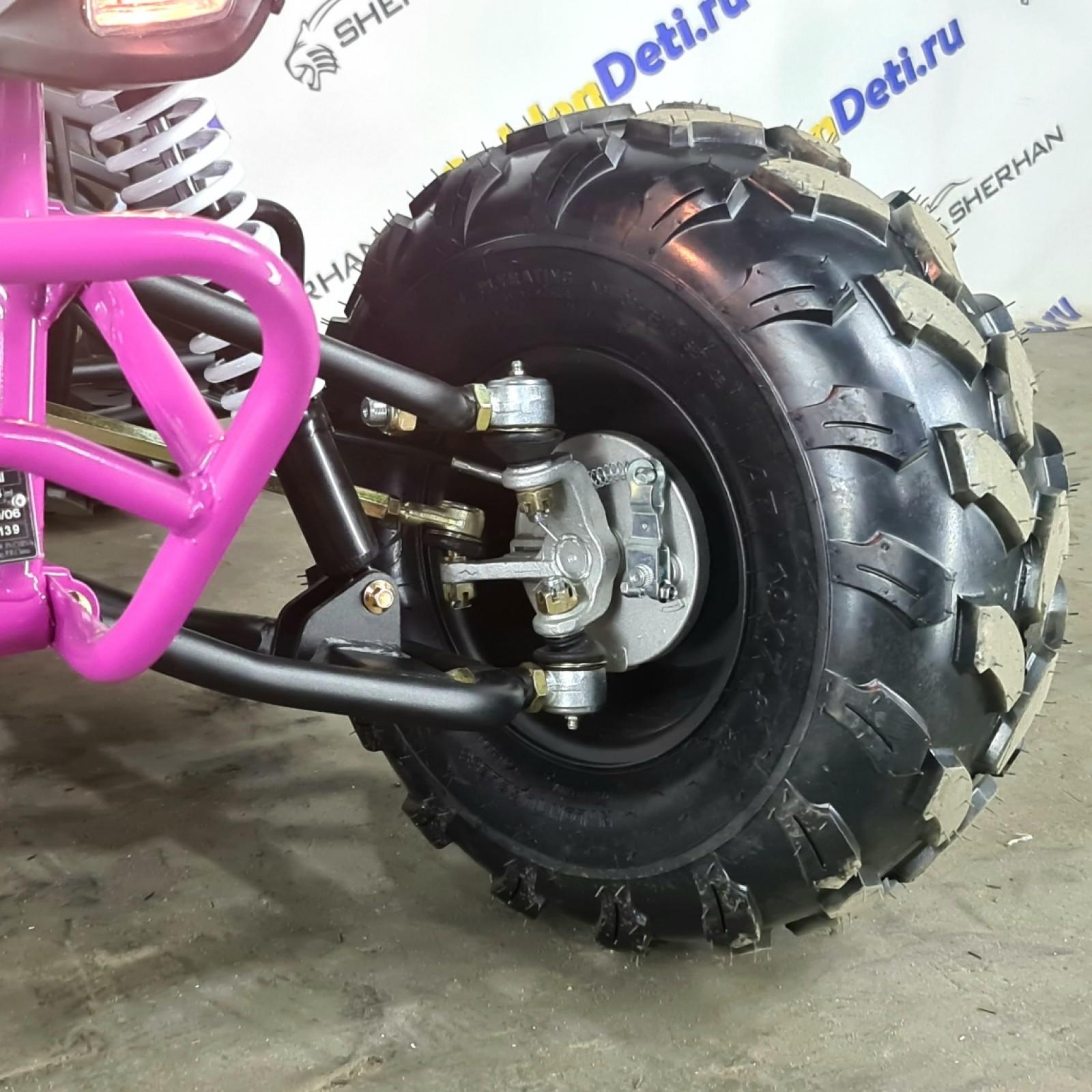 Квадроцикл MOTAX ATV T-Rex LUX 125 сс