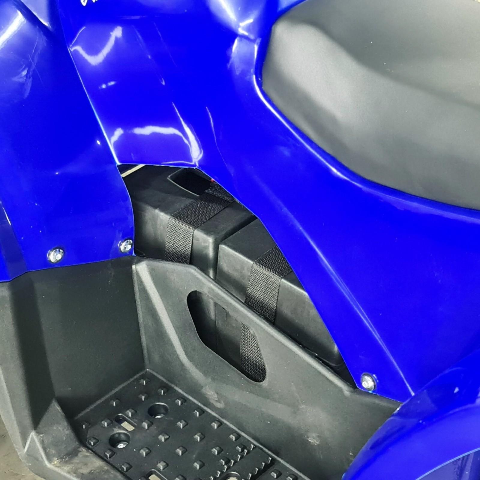 Электроквадроцикл SHERHAN 1000 CHAMPION LUX