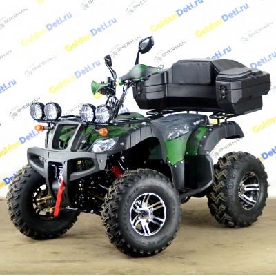 Электроквадроцикл SHERHAN 2000 4x4