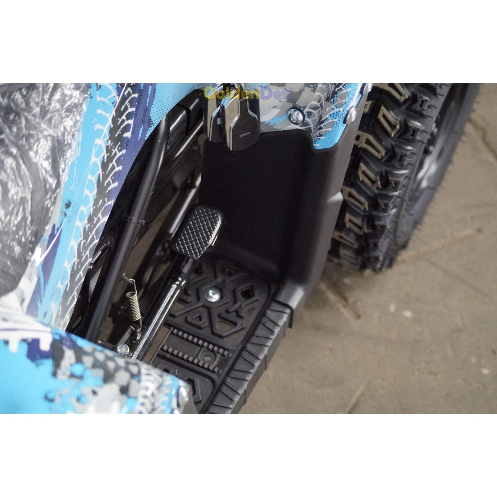 Электроквадроцикл SHERHAN 300
