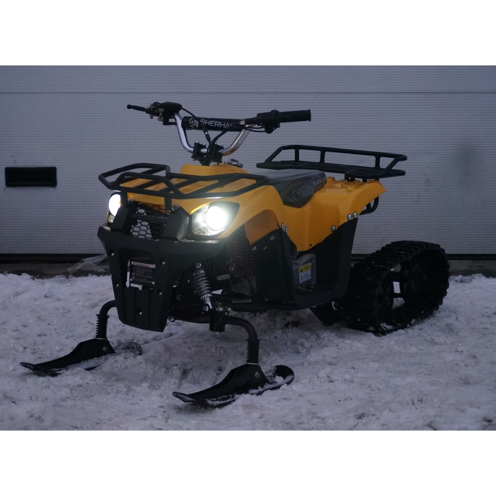 Снегоход-квадроцикл SHERHAN 300G LITE SNOW (50cc)