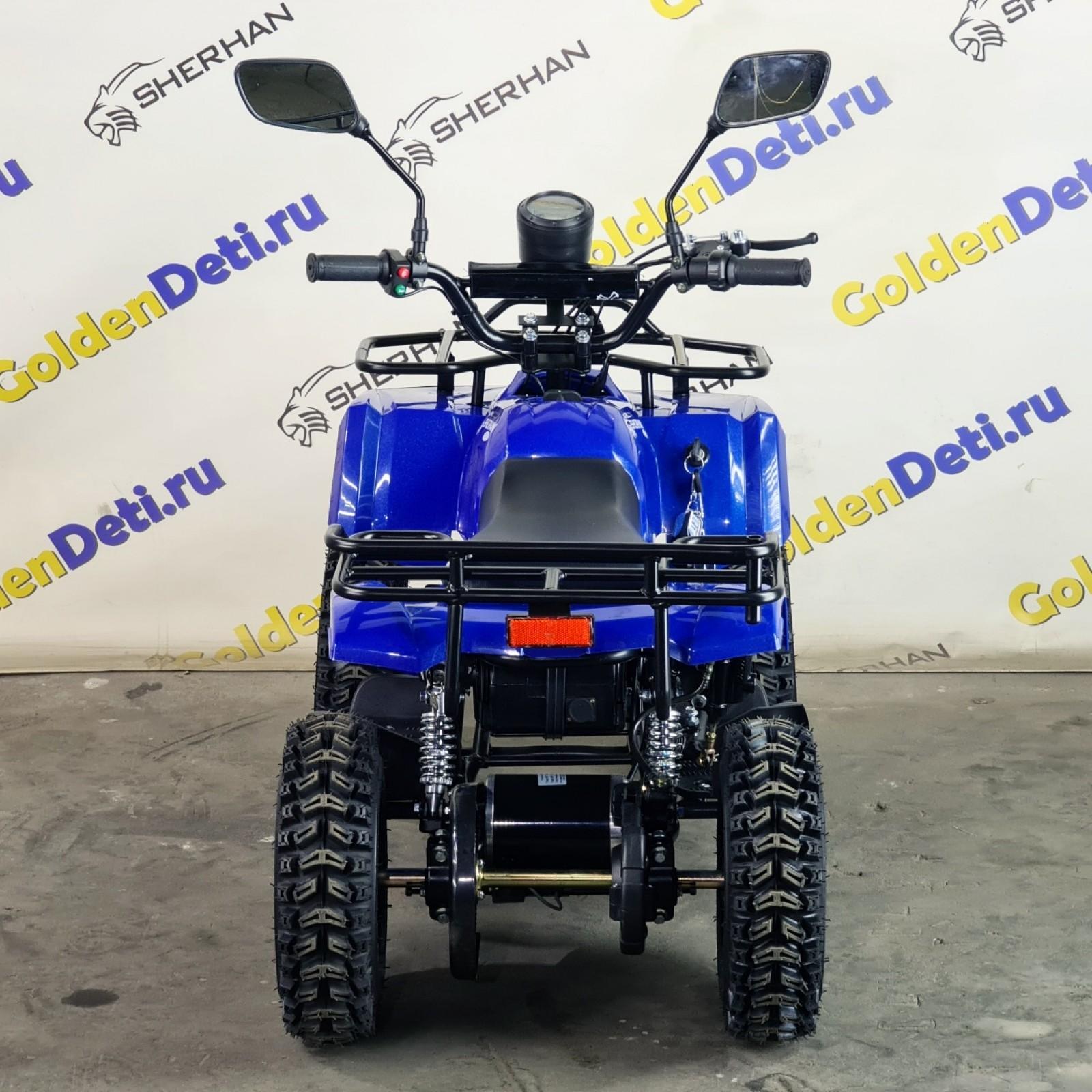 Электроквадроцикл SHERHAN 400 NEW