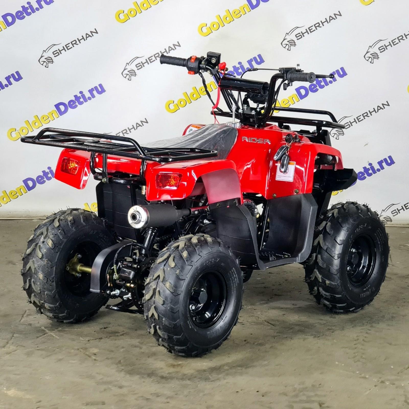 Квадроцикл MotoLand 110 RIDER