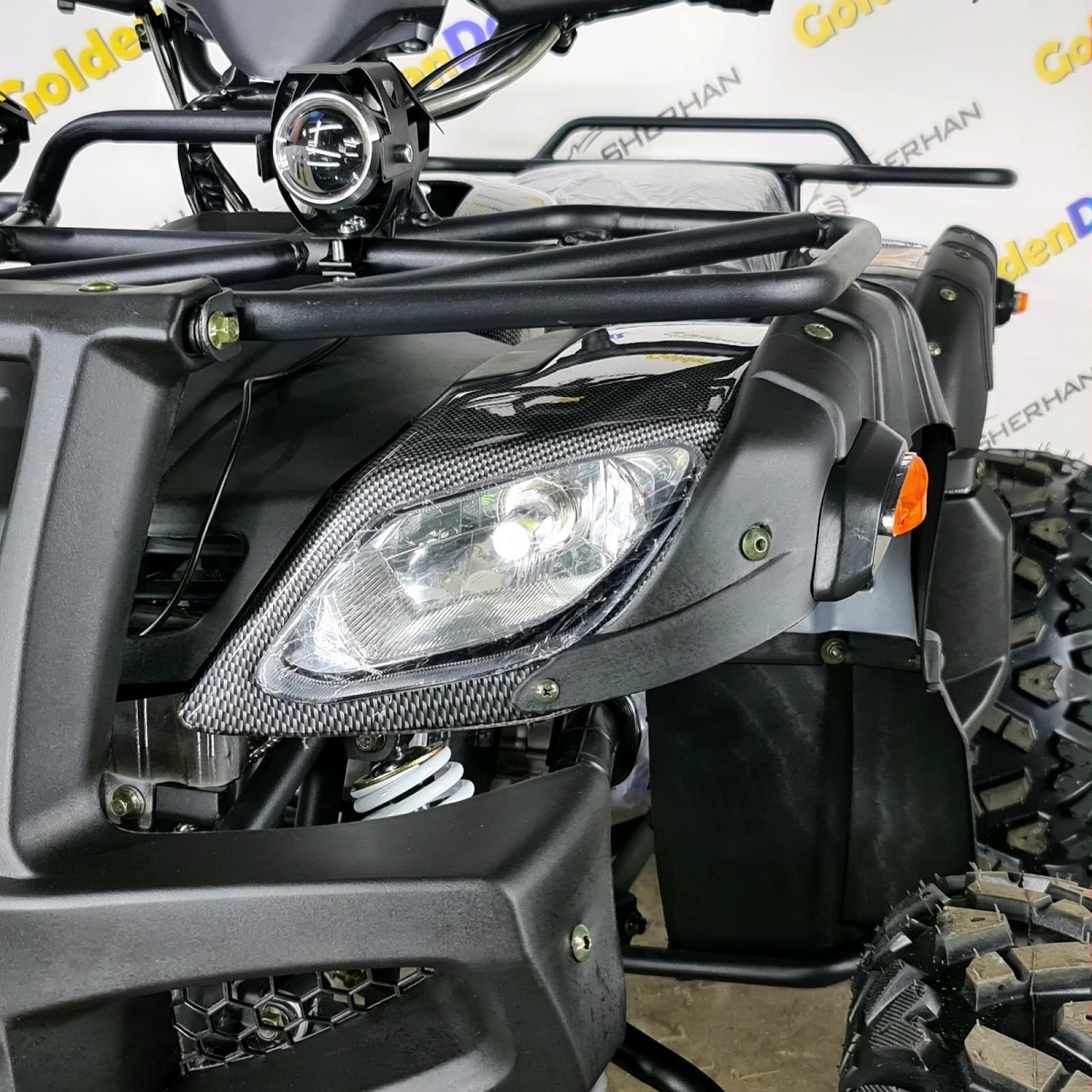 Квадроцикл Stalker-200 LUX