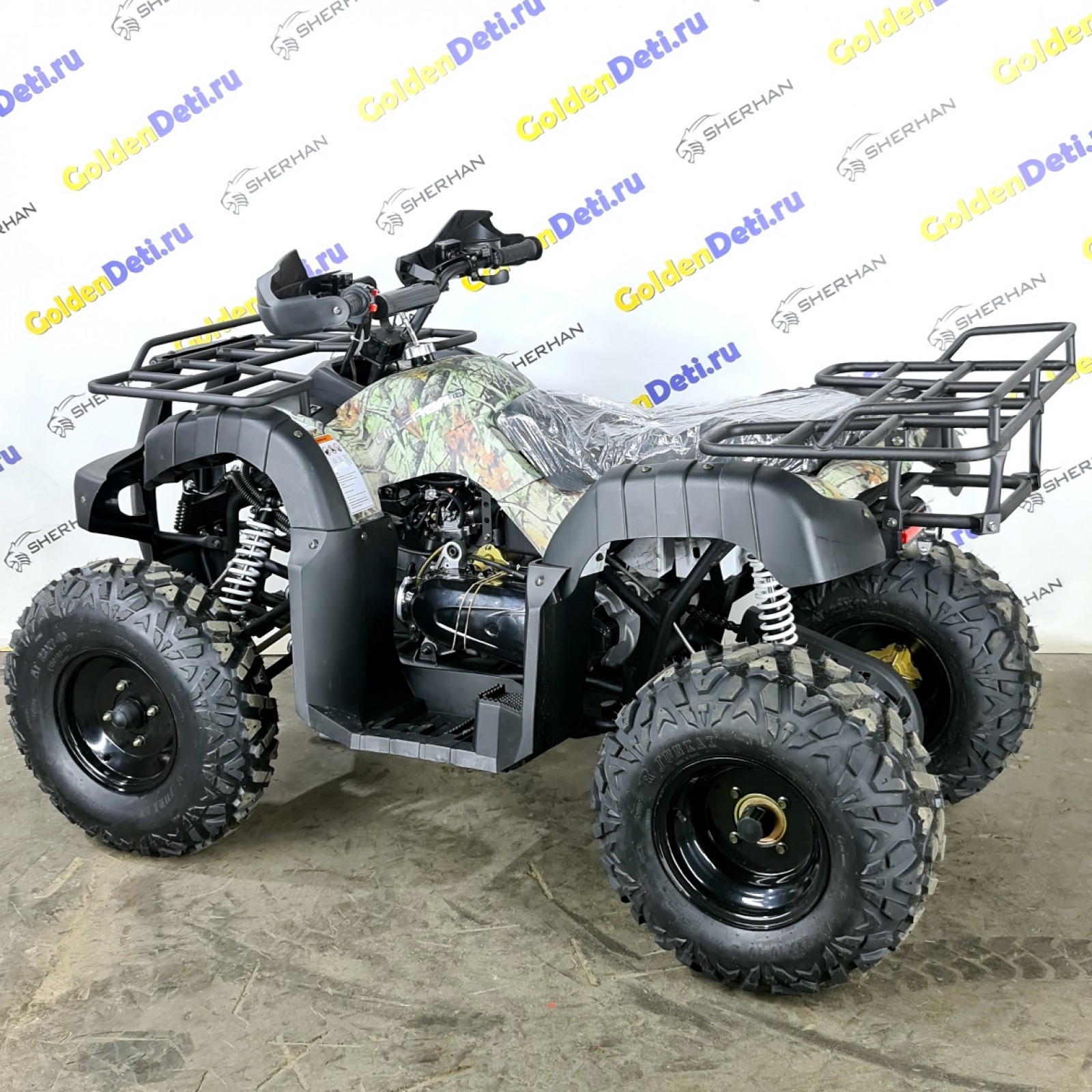 Квадроцикл Stalker-200