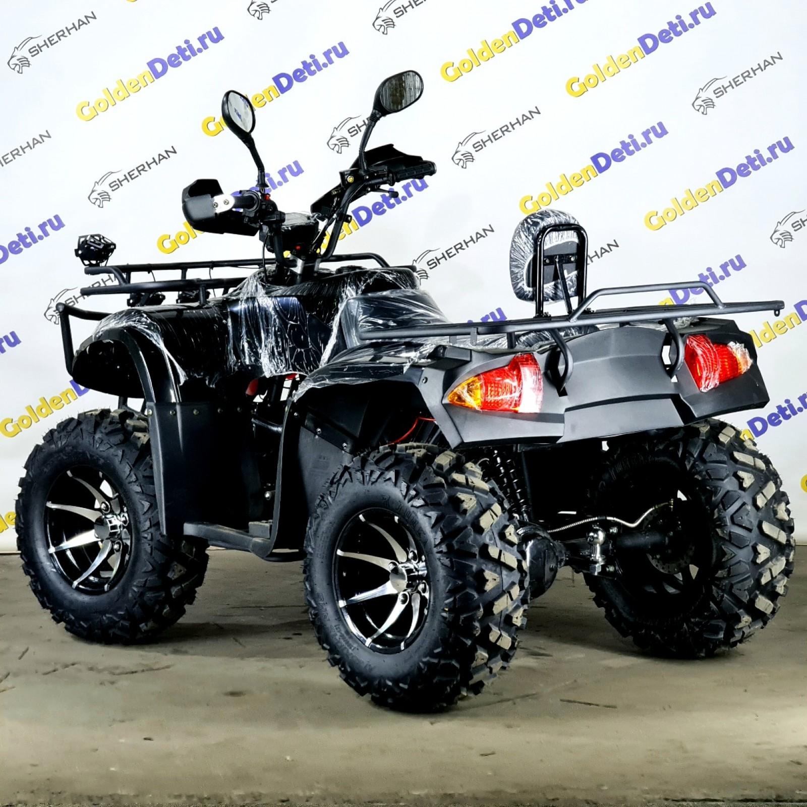 Квадроцикл Stalker-250 HUMMER