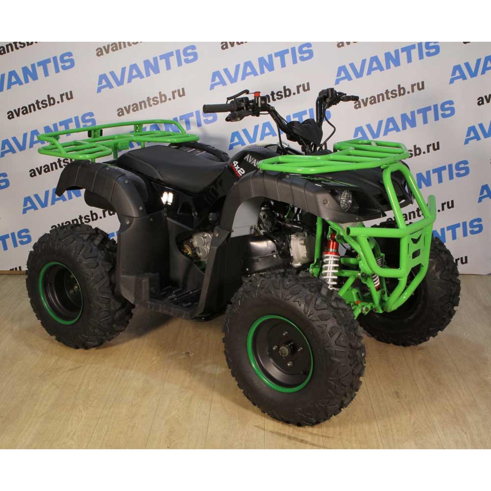 Квадроцикл Avantis Hunter 200 (2021)