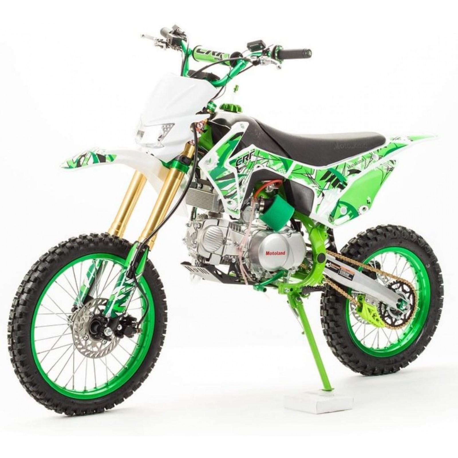 Мотоцикл Кросс CRF 140