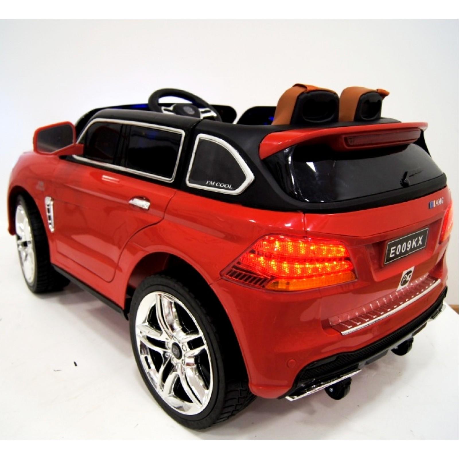 Детский электромобиль Mercedes (E009KX)