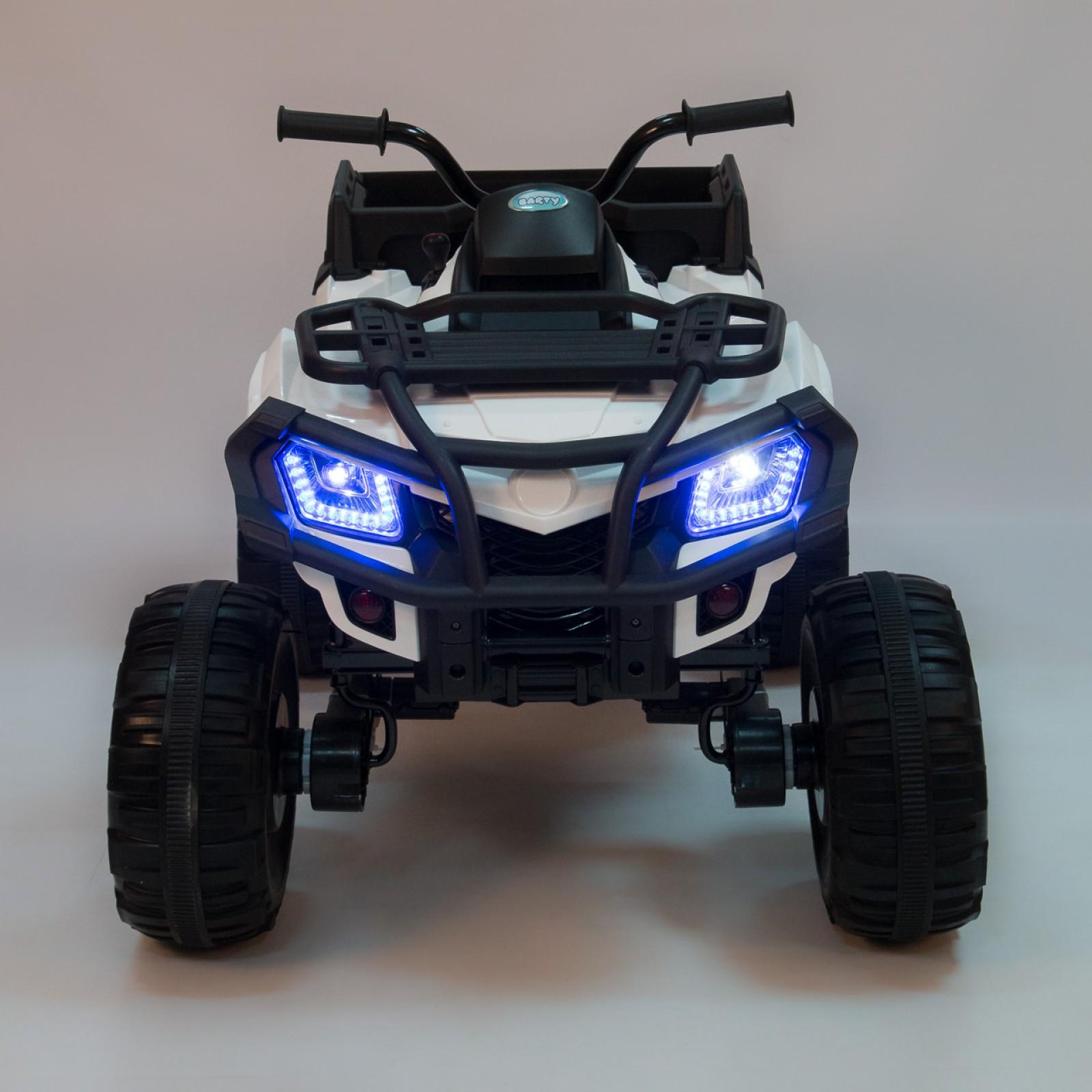 Электроквадроцикл BARTY Grizzly Next (Т009МР) 4x4