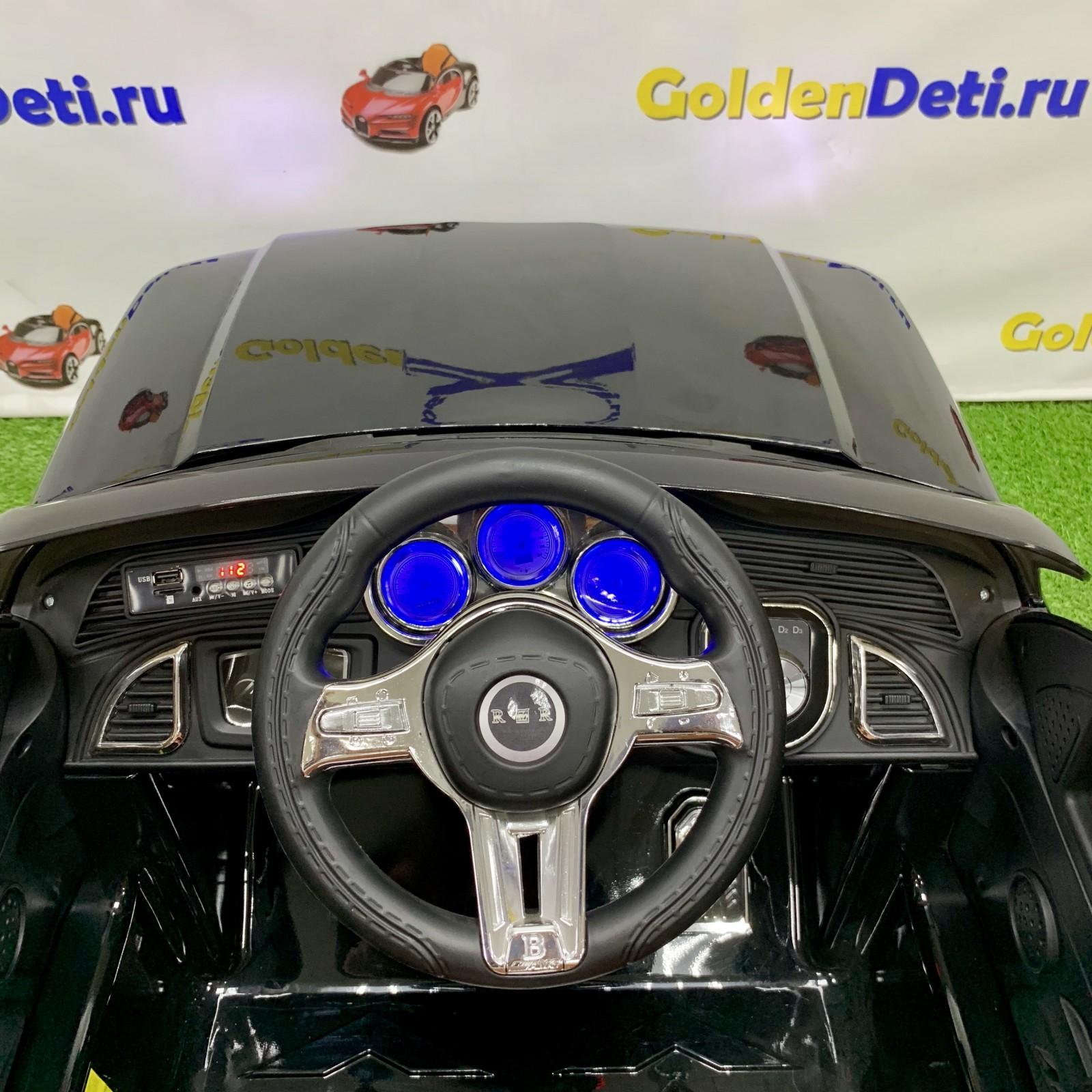 Детский электромобиль Toyota Land Cruiser 200