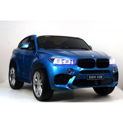 Детский электромобиль BMW X6 M