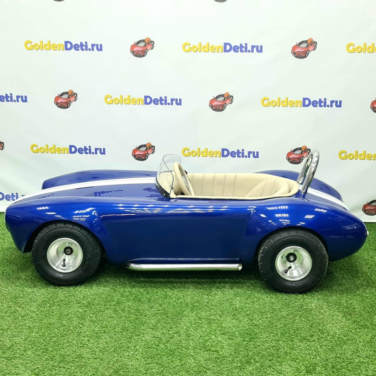 Детский электромобиль Shelby Cobra