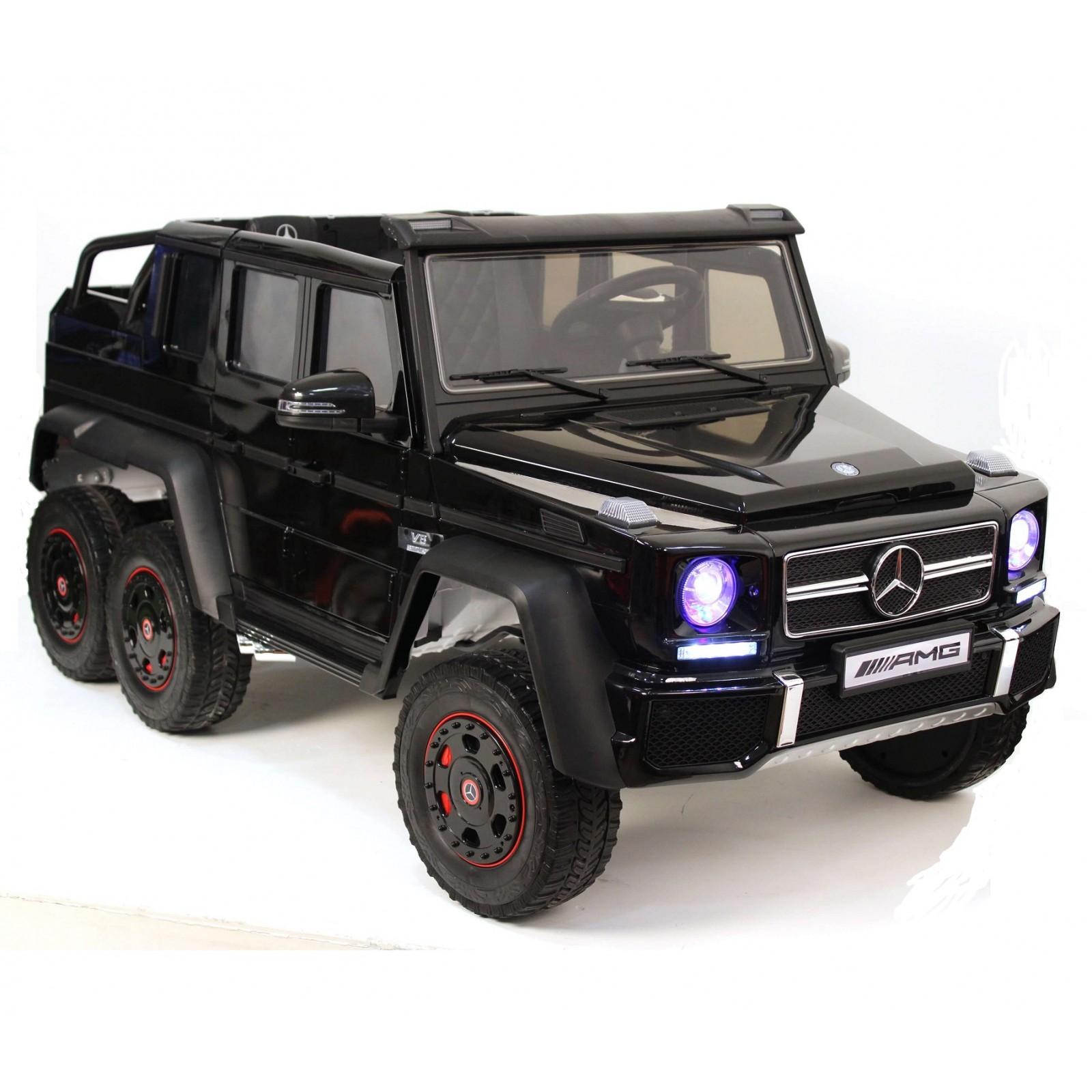 Детский электромобиль Mercedes-Benz G63 (4WD) X555XX