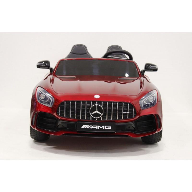 Детский электромобиль Mercedes-Benz AMG GTR (4WD)