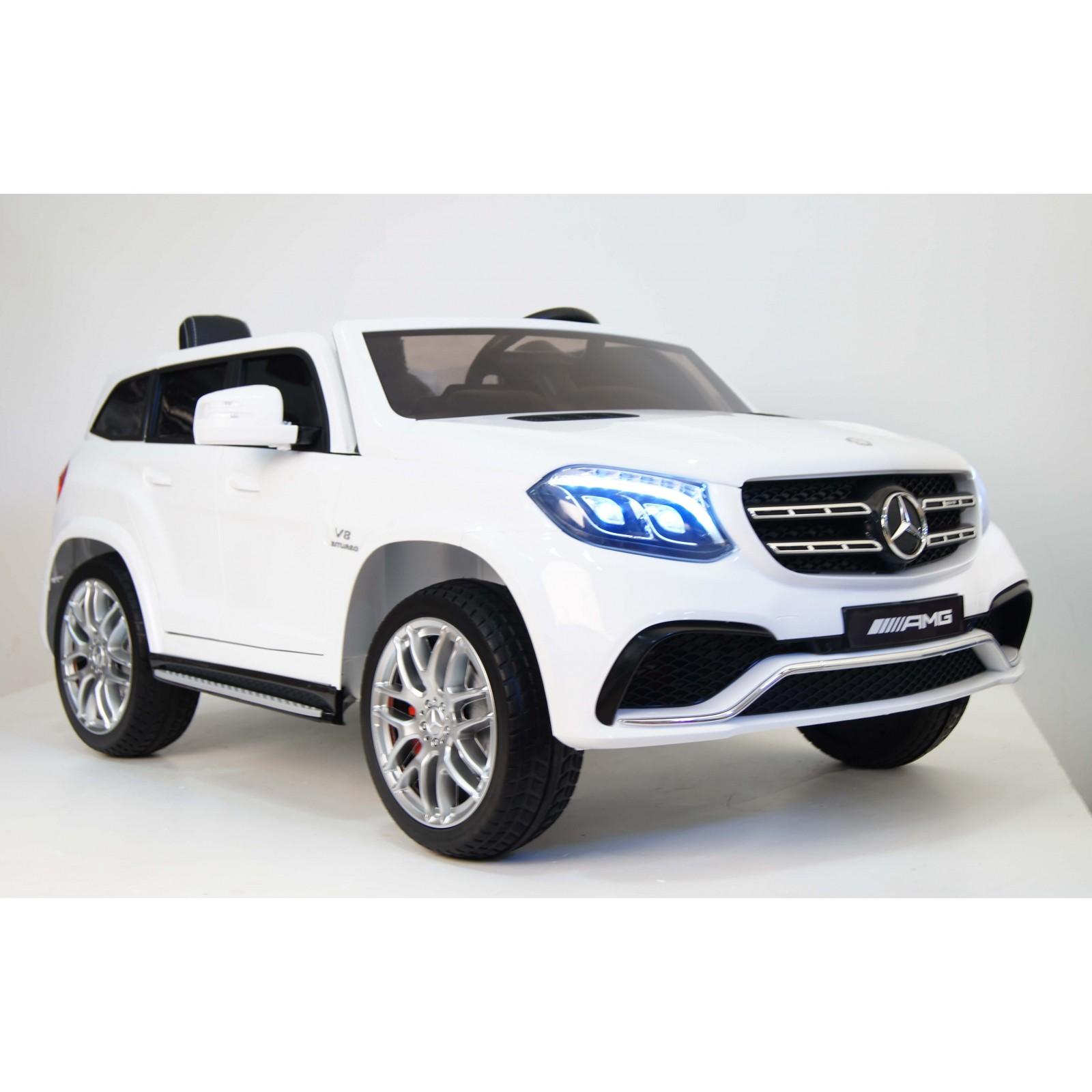 Детский электромобиль Mercedes-Benz GLS 63 AMG (4WD)