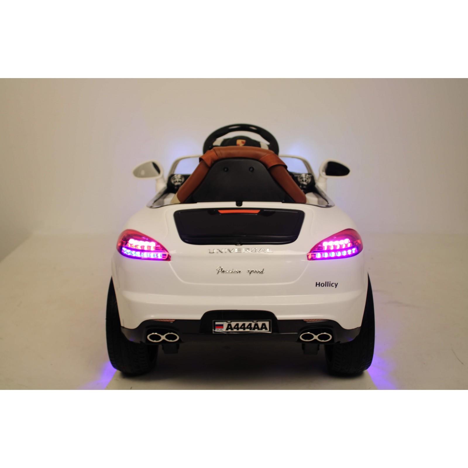 Детский электромобиль Porsche Panamera (A444AA) VIP