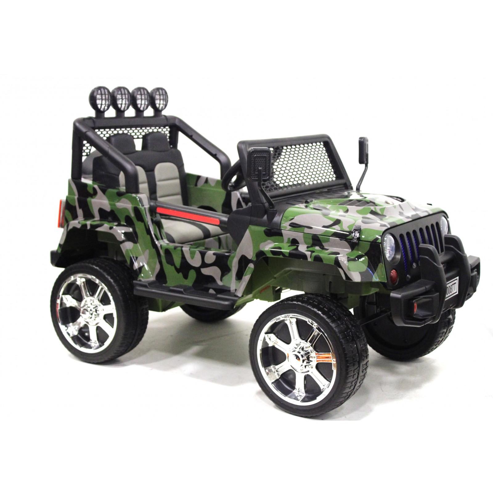 Детский электромобиль Jeep (T008TT)