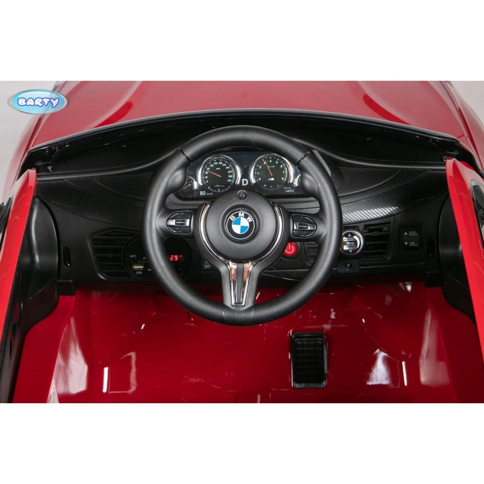 Детский электромобиль BARTY BMW X6M (JJ2199)