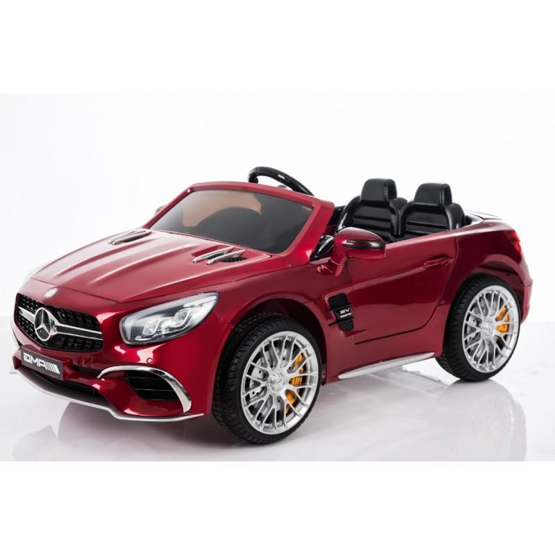 Детский электромобиль BARTY Mercedes-Benz SL65