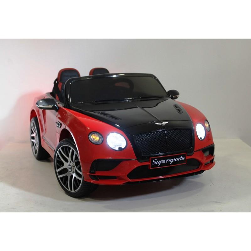 Детский электромобиль Bentley Continental Supersports JE1155