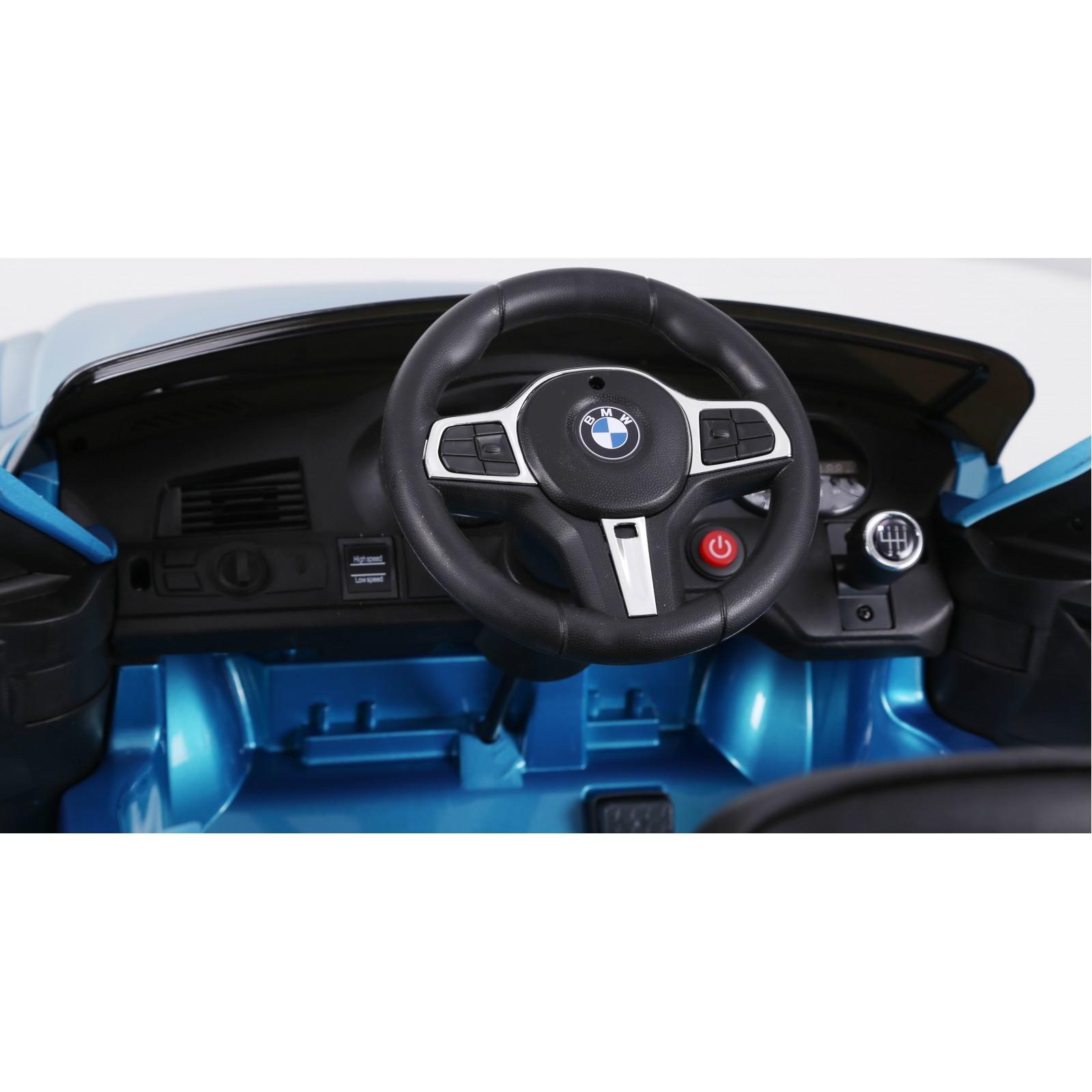 Детский электромобиль BMW 6 GT
