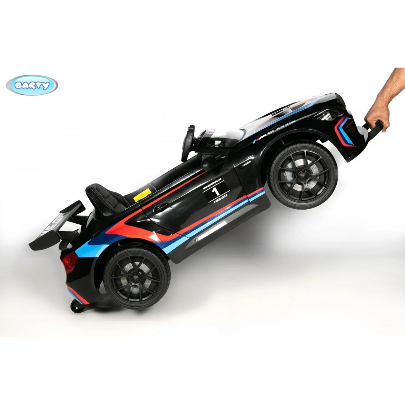 Детский электромобиль BARTY BMW M6 GT3 (Z6666R)