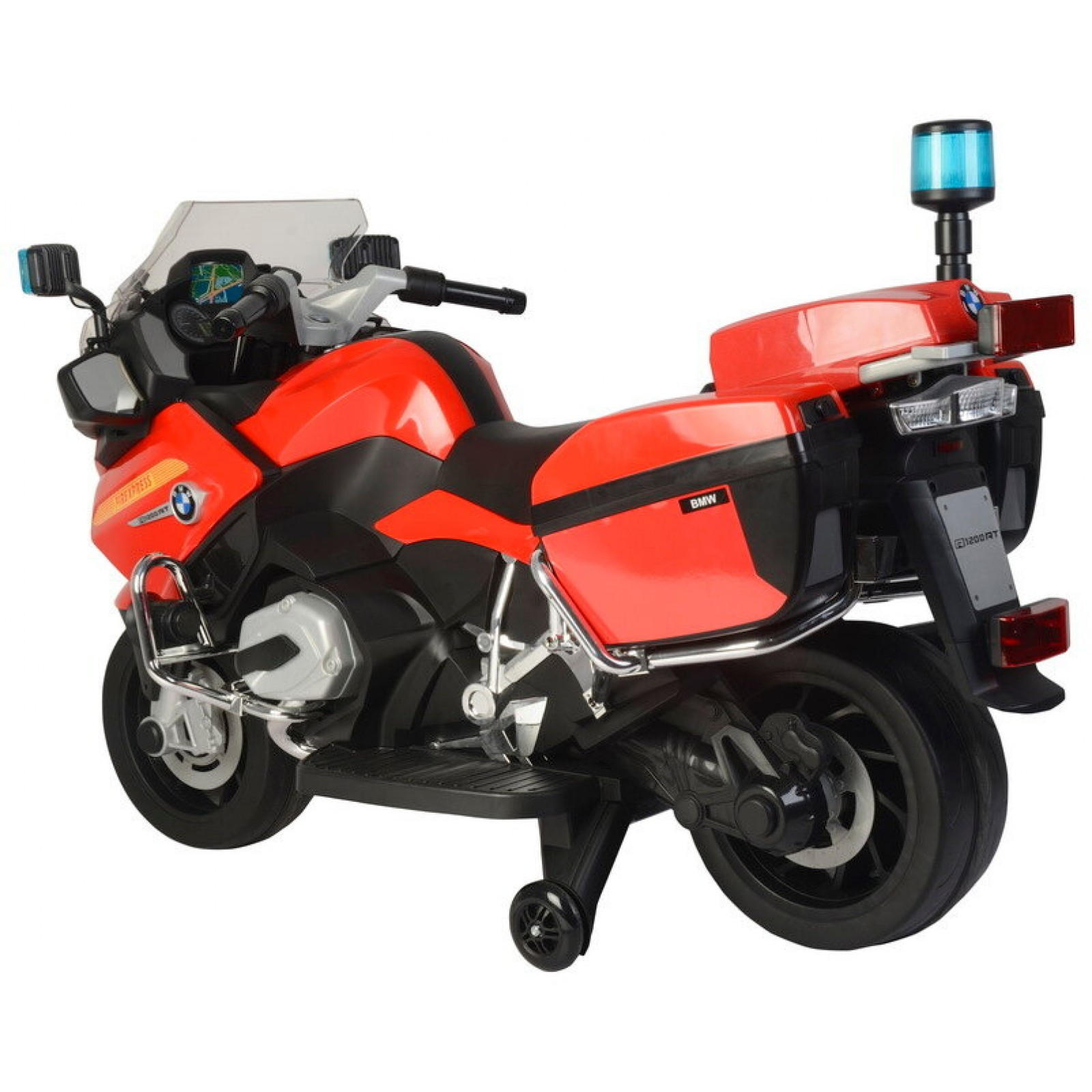 Электроквадроцикл BARTYBMW R1200RT-P PoliceMotоbaike (Z212)