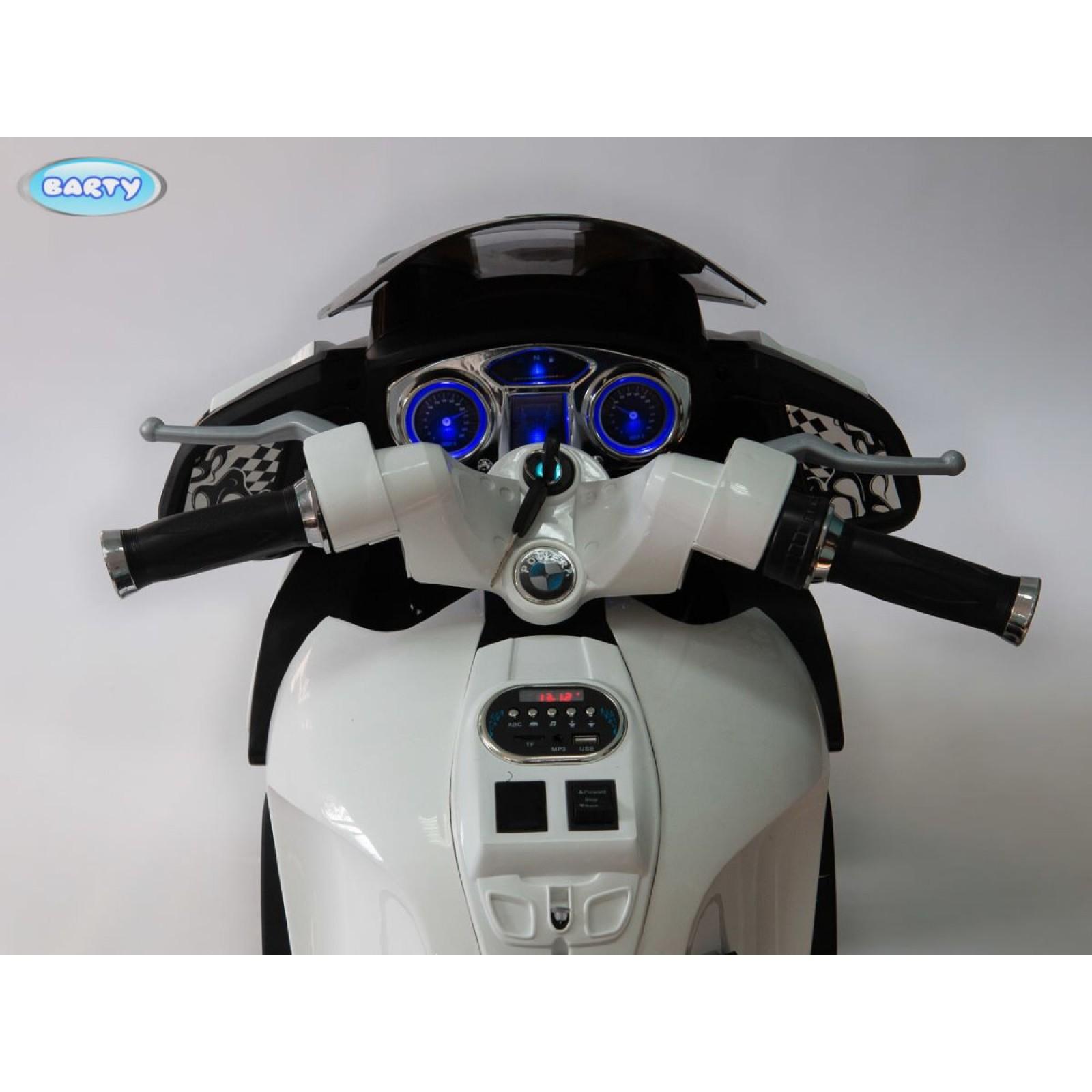 Электроквадроцикл Мотоцикл BMW (М007АА)